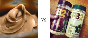 Peanut Butter VS. PB2